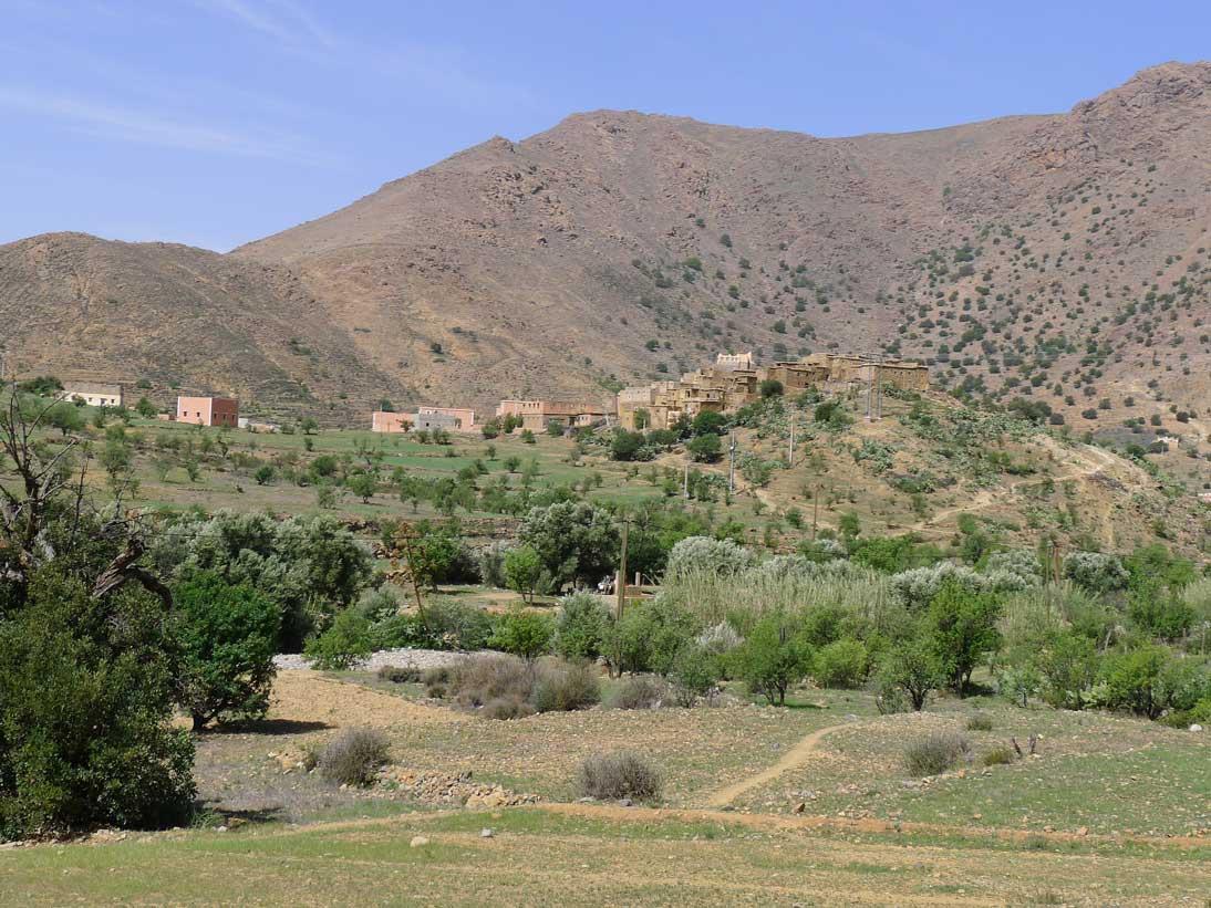 Moroccan Overland Trip Atlas Mountains